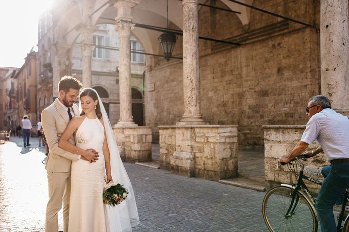 Italian Villa Wedding, Filled with Rustic Charm by Rebecca Silenzi