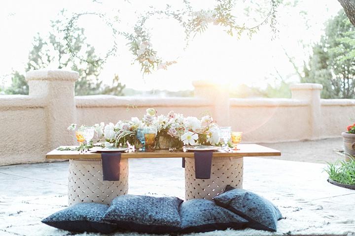 Romantic Boho Organic Lace Inspiration from Colorado