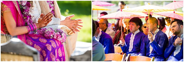Ambika and Robert's Bright and Beautiful Indian Taiwanese Fusion Wedding in Texas by Studio Uma