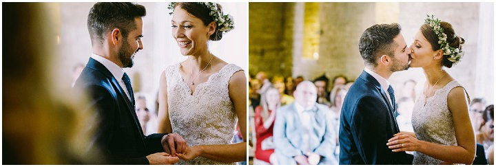 Ady and Zia's Beach Themed Cotswolds Barn Wedding byKevin Belson Photography