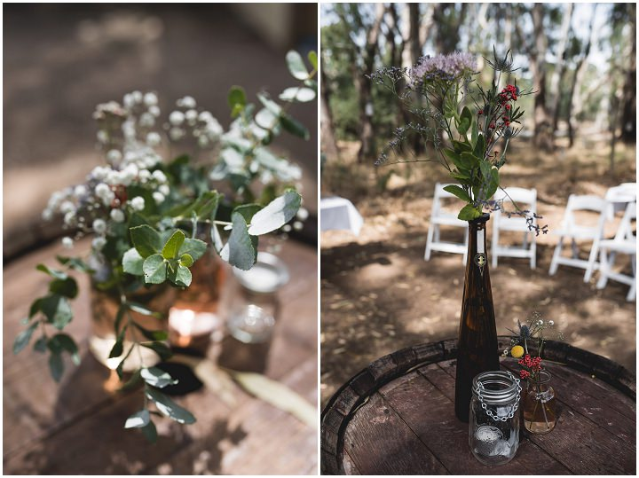 Outdoor DIY Wedding by the Murry River in Australia by Tahnee Jade Photography