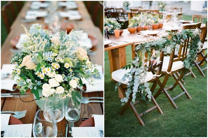 Beautiful Rustic Outdoor Wedding in Portugal by Married Morenos