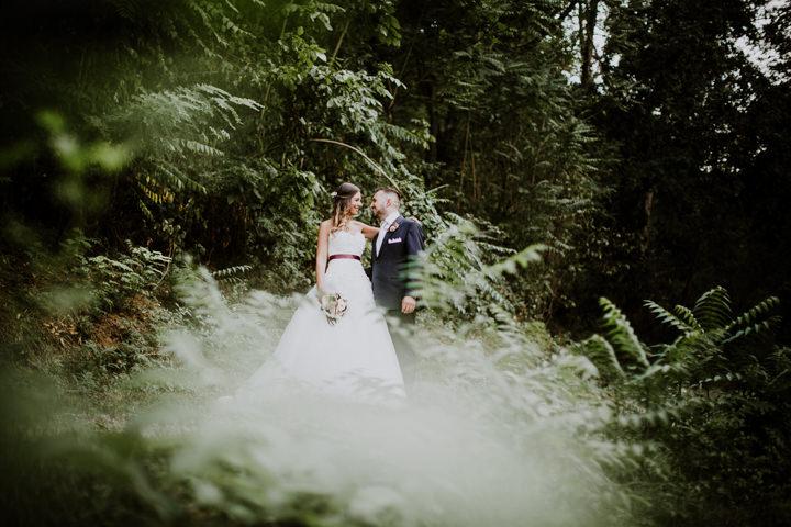 Beautiful Outdoor Italian Wedding by Ajlan Guzey