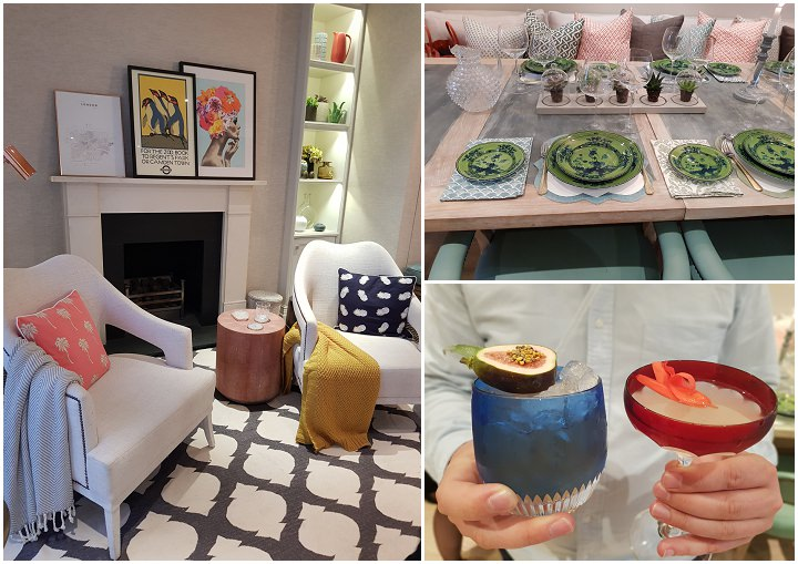 Becky's Diary: Out and About in London – Blow Drys at Duck and Dry and an Evening at The Wedding Shop