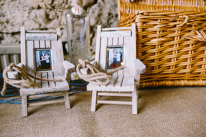Beach Themed Cotsworlds Barn Wedding byKevin Belson Photography