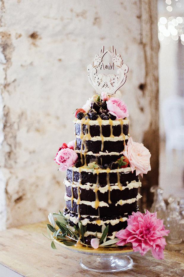 Boho Pins: Top 10 Pins of the Week - Naked Wedding Cakes