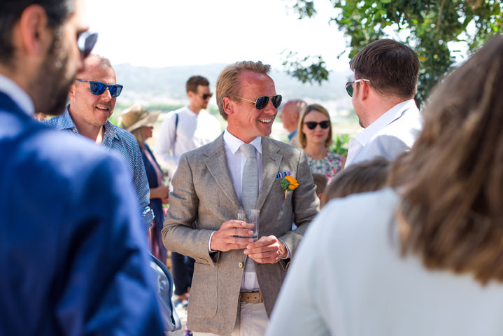 Relaxed Ibiza Villa Wedding by Summer Vows Photography