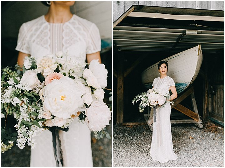 Modern Rustic Nautical Shoot in Maine from Emily Delamater Photography and Emily Elizabeth Events