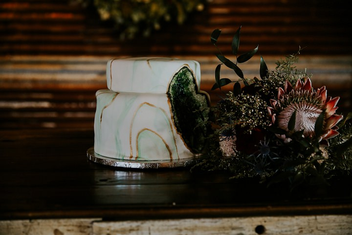 Country Bohemian Meets Oklahoma Wedding Inspiration
