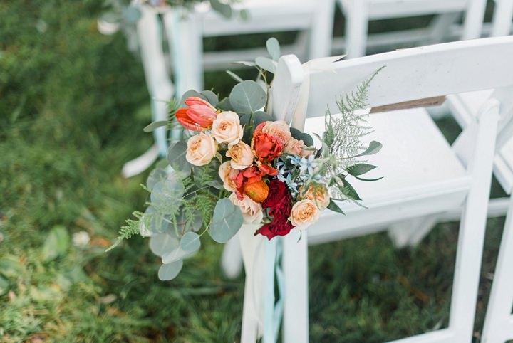 Tiana and Jake's Colourful Pennsylvania Farm Wedding by Dawn Derbyshire Photography