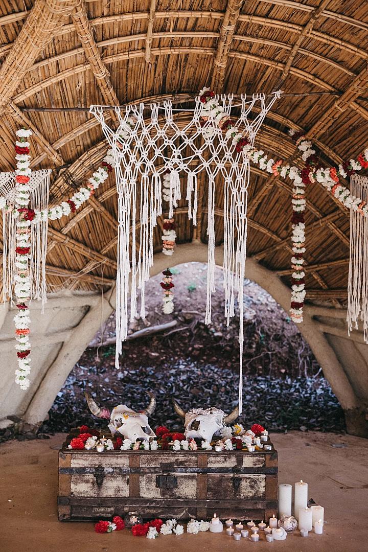 Free Spirited Spanish Oasis Inspiration with Indian Boho Vibes