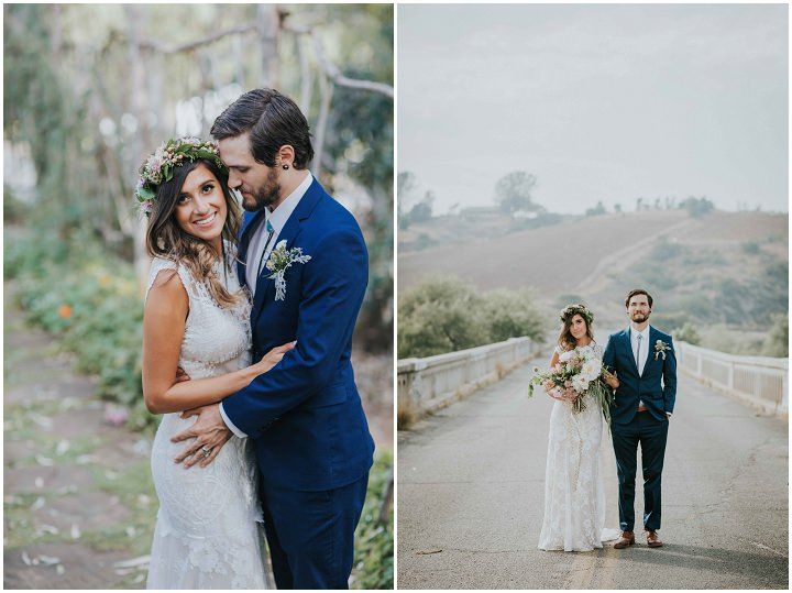 Boho Farm Wedding in California by Here Today Photo