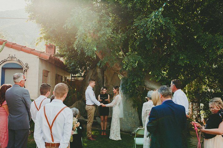Noelle and Darryl's Botanical Garden Wedding In Palm Springs by Ryan Horban Photography