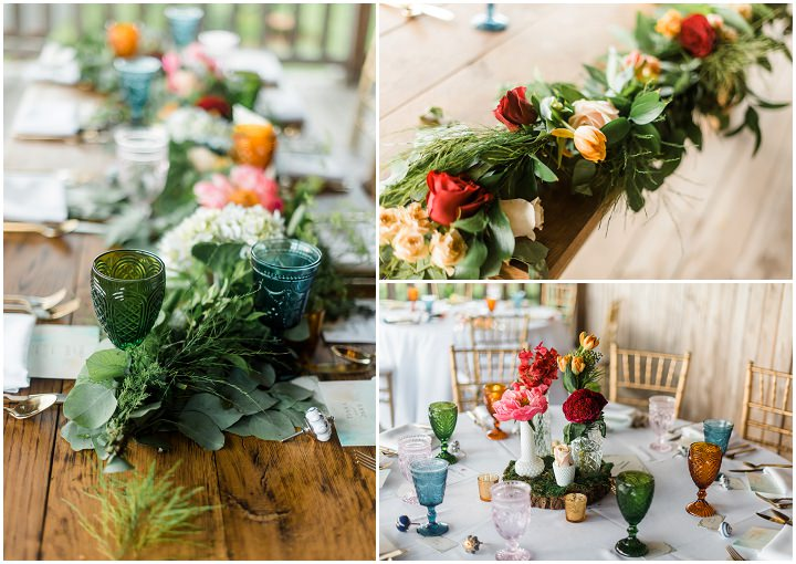 Tiana and Jake's Colourful Pennsylvania Farm Wedding by Dawn Derbyshire Photography