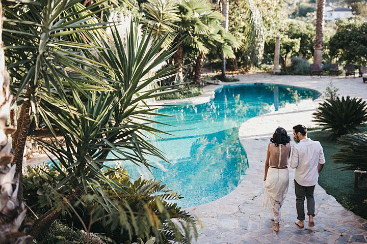 Free Spirited Spanish Oasis Inspiration with Indian Boho Vibes