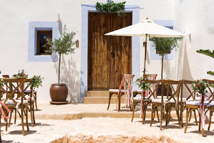 Relaxed Ibiza Villa Wedding by Summer Vows Photography