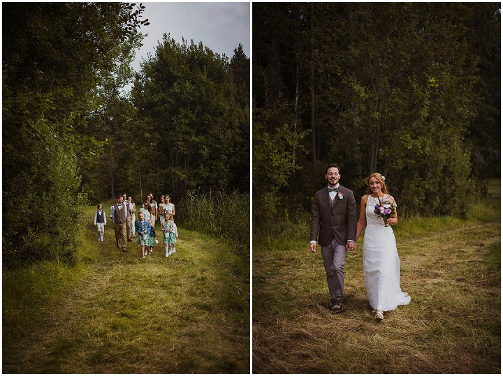 Emily and Shane's Food Loving Swedish Barn Wedding by Heather Birnie Photography