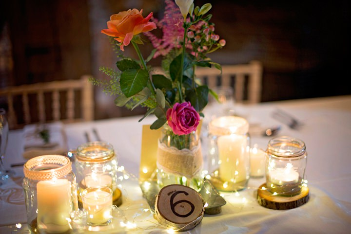 Thomas and Natalie's Homespun Rustic Barn Wedding in South Yorkshire by Hollie Nicole Photography