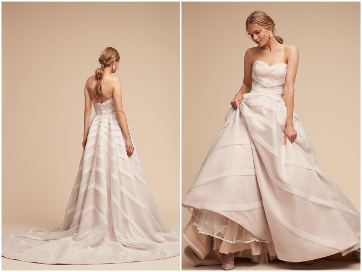 4d1985eeb0 The dresses are all gorgeous and all stay true to the BHLDN brand,  showcasing unique trends, whimsical patterns and stylish lines, all perfect  for the ...