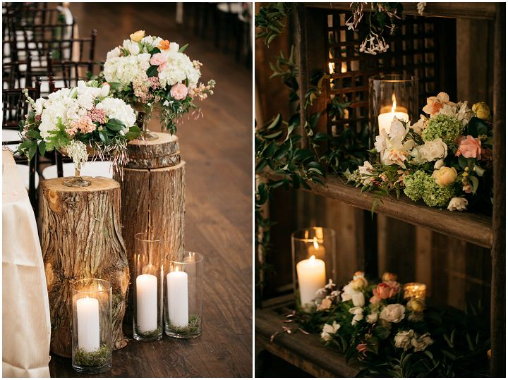 Katie and Arin's Super Stylish Rustic Chic Loft Wedding in Seattle by Jenny GG Photography