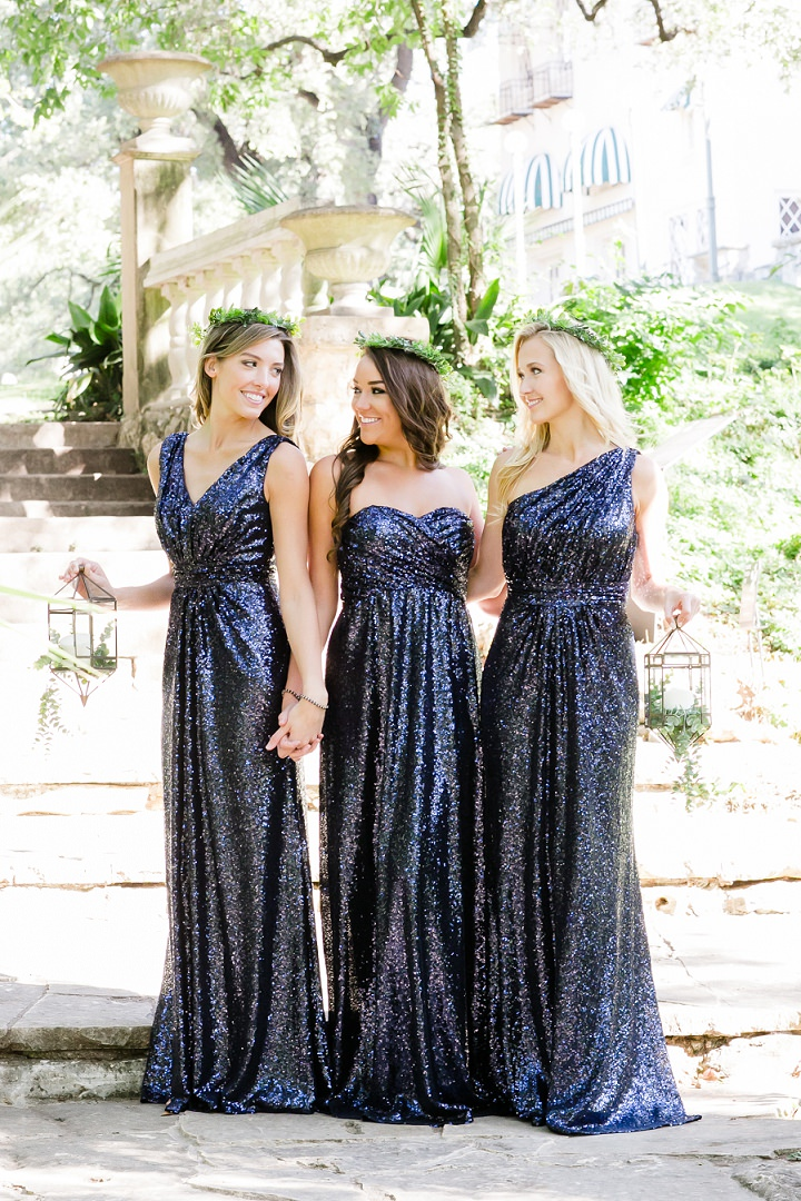 Bridal Style: Revelry - Affordable, Designer Quality Sequin Bridesmaid Dresses and Separates
