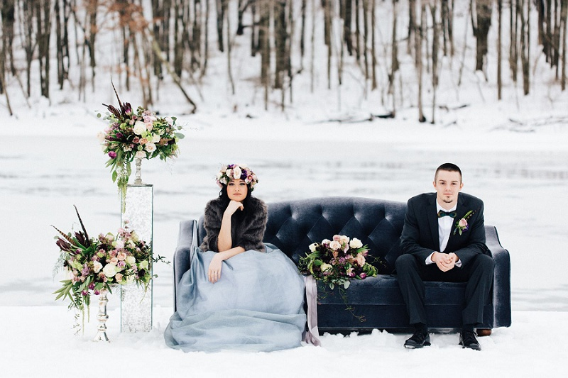 Ask The Experts: 10 Things To Consider When Planning A Winter Wedding From Carmela Weddings