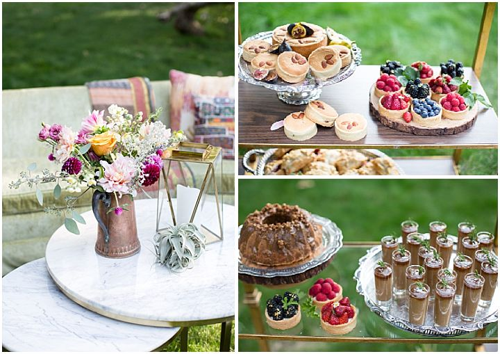 Free Spirited Bohemian Ranch Wedding Inspiration