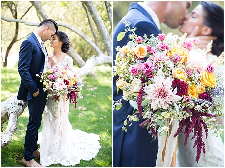 Free Spirited Bohemian Ranch Wedding Inspiration