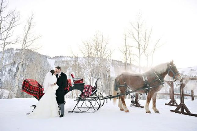 10 Things To Consider When Planning A Winter Wedding From Carmela Weddings