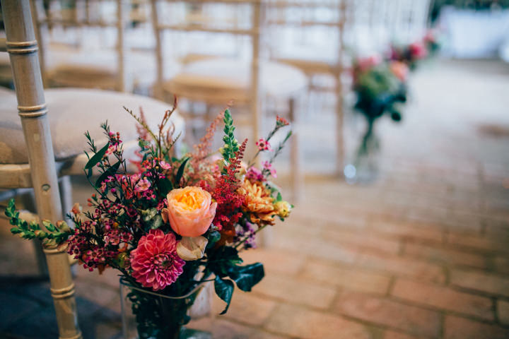 Chloe and Mark's Bright and Colourful, Curry Loving Farm Wedding by Nikki Vandermolen