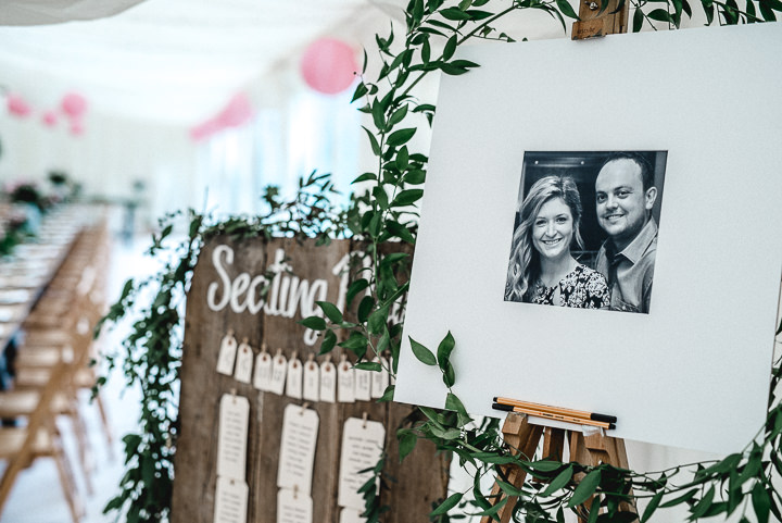 Faye and Jack's 'Midsummer Night's Dream' Rustic Garden Wedding by Gary Nunn