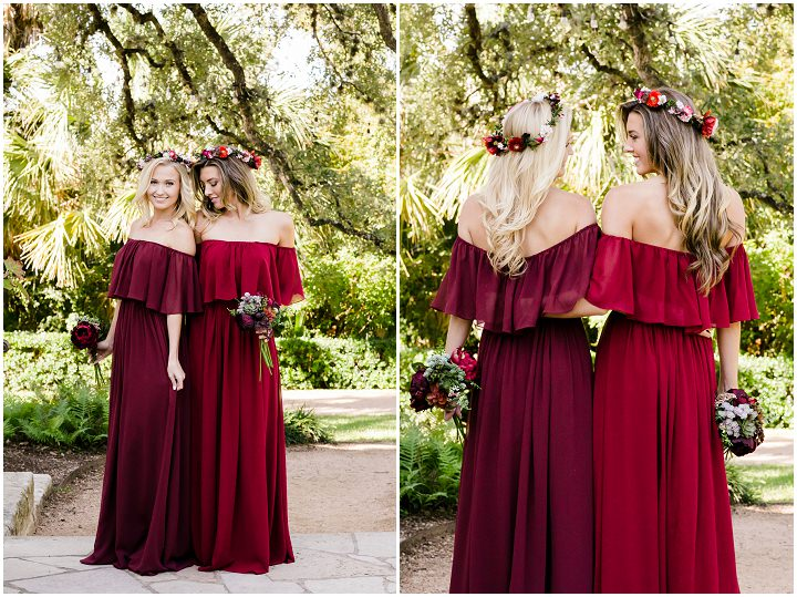 Boho Loves: Bohemain Bridesmaids Dresses and Stylish Mix and Match Seperates from Revelry
