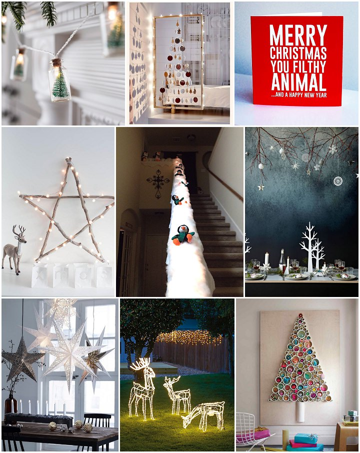 boho pins top 10 pins of the week christmas decorations - Boho Christmas Decor