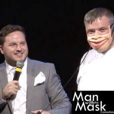 Wedding Comedian Dean Keating
