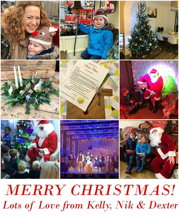 MERRY CHRISTMAS From Boho