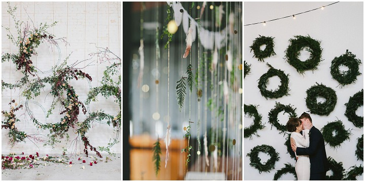 Christmas Styling - Why Christmas and Winter Weddings are Wonderful