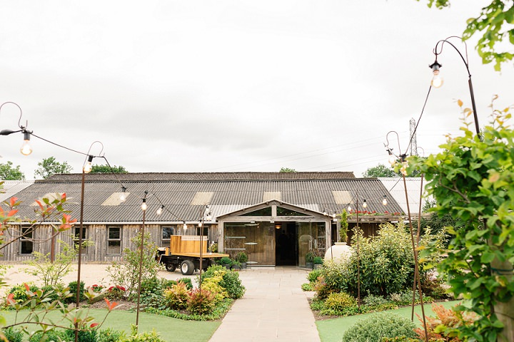 Hannah and Matt's Rustic Chic Cheshire Barn Wedding by Paul Joseph Photography