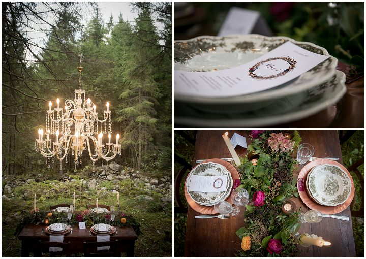 'Wedding Berries' Italian Mountain Winter Wedding Inspiration