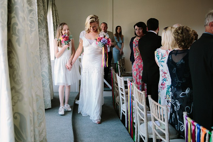Lucy And Paul S Fun Filled Mexican Fiesta Themed Wedding By Philippa