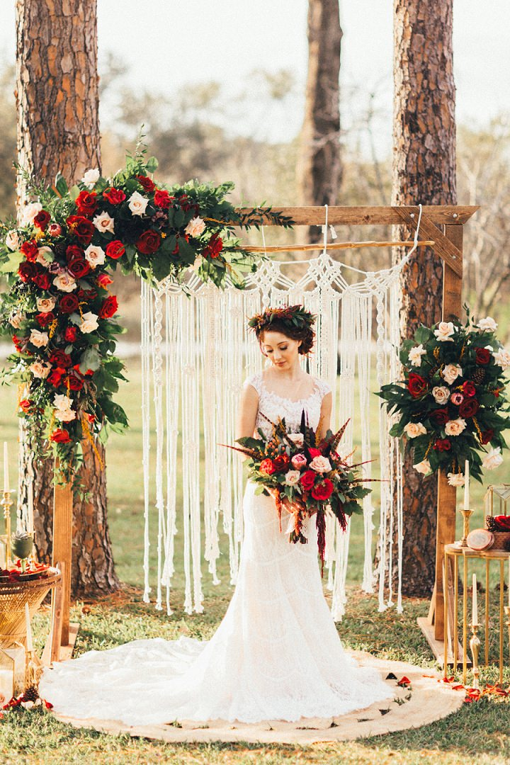 Free People inspired wedding   Bohemian wedding ideas