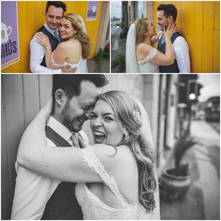 Jodie and Ian's 'Totally Us' Food Loving Sheffield Wedding by Mark Crayden Photography