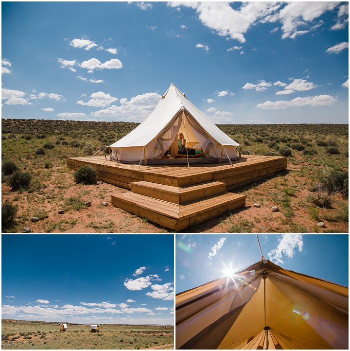 Sarah and Will's Elopement and Glamping Adventure at Horseshoe Bend Ryan Williams Photography