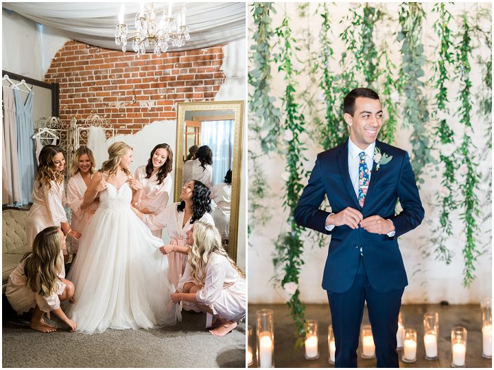 Lindsay and Jaron's 'Modern Romance' Industrial Chic Denver Wedding by Meigan Canfield Photography