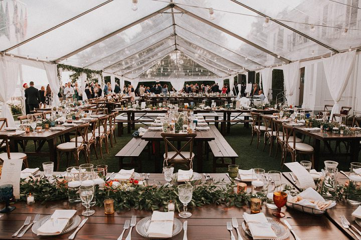 Michelle and Cole's Glamorous Full of Fun Seattle Wedding by Luma Weddings