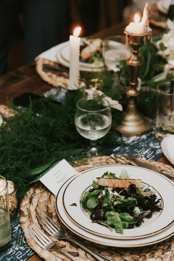 Jessie and Joe's Rustic Chic Mountaintop Wedding by Sass Photography
