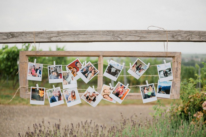 Melina and christophers laid back bohemian do it yourself wedding we had a lounge and a bar made of wooden furniture and a dance floor made of pallets and wood panels solutioingenieria Gallery