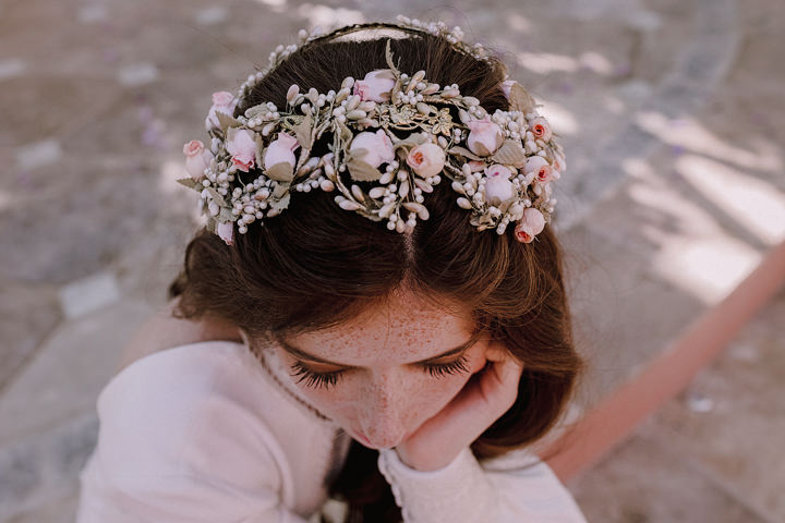 Elegant and Romantic Tuscany Wedding Inspiration