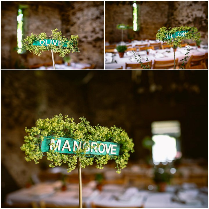 Tamsin and Fred's Rustic Barn Wedding in Wales by Aga Hosking