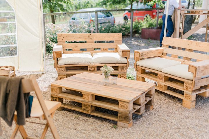 Melina and christophers laid back bohemian do it yourself wedding food our food was prepared on the spot we had a barbecue with different variations of meat which were made on the grill solutioingenieria Images