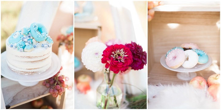 First day of Spring Apple Orchard Wedding Inspiration
